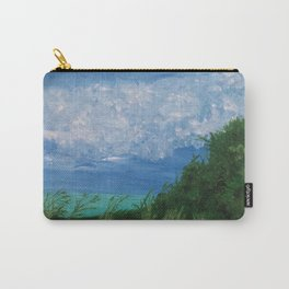 By the Shoreline Carry-All Pouch