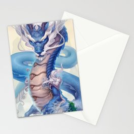 Welut Dragon Stationery Cards