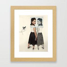 selfsame  Framed Art Print