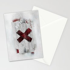Cross my heart and hope .... Stationery Cards