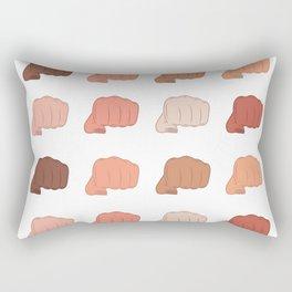 Female Power Pattern Version 1 Rectangular Pillow