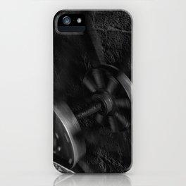 Grist Wheel iPhone Case