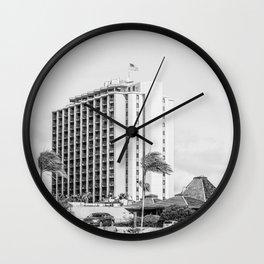 San Diego Mission Beach Wall Clock