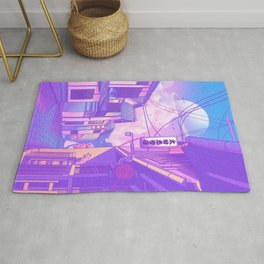 City Pop Kyoto Rug
