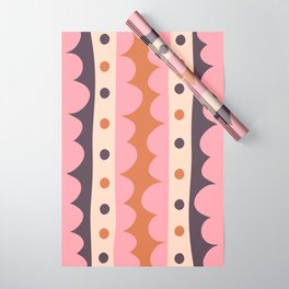 Rick Rack Candy Wrapping Paper