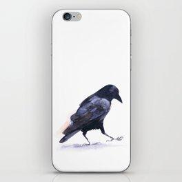 Crow #2 iPhone Skin