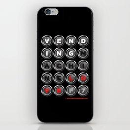 Vending Machine Love iPhone Skin