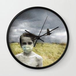 Psychosolstice Wall Clock