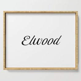 Name Elwood Serving Tray