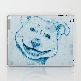 Happy PitBull Laptop & iPad Skin
