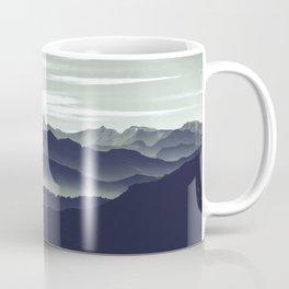 Mountains are calling for us Coffee Mug