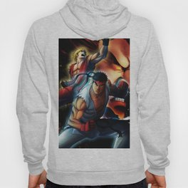 Street Fighters Hoody