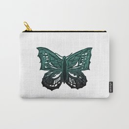 The Beauty in You - Butterfly #3 #drawing #decor #art #society6 Carry-All Pouch