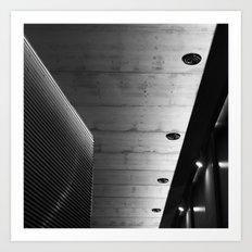 'ARCHITECTURE 1' Art Print