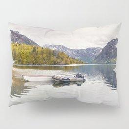 Lake Bohinj Pillow Sham