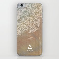 The Second Tree iPhone & iPod Skin