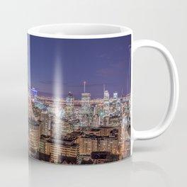 Montreal Night Moves Coffee Mug