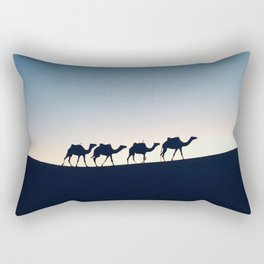 Desert Night Rectangular Pillow