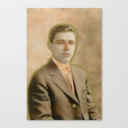 The Golden Boy Canvas Print