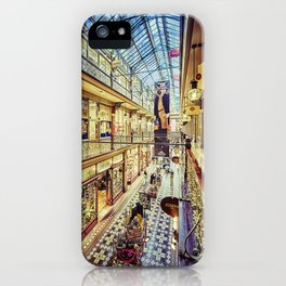 Antique Arcade iPhone Case