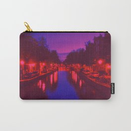 Psychedelic Amsterdam Carry-All Pouch
