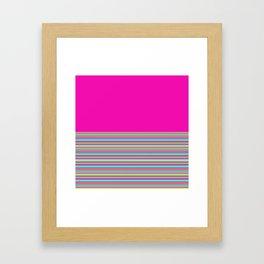 zamah Framed Art Print