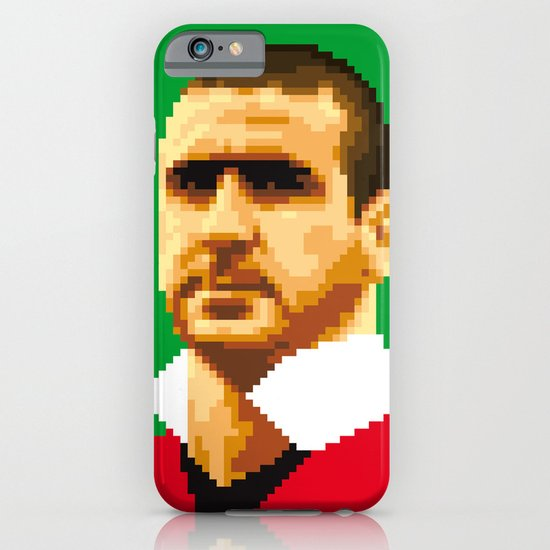 King of kickers iPhone & iPod Case