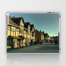 Shaky's House Laptop & iPad Skin