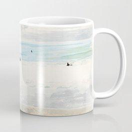 Waiting for the Wave Coffee Mug