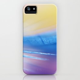 Soft as a Feather iPhone Case