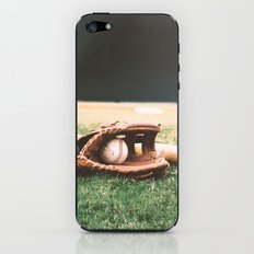 BASEBALL iPhone & iPod Skin