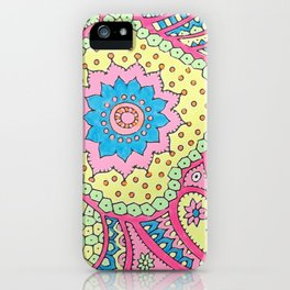 Busy Issie iPhone Case