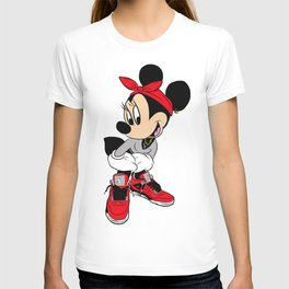 MINNIE MOUSE AJ4 T-shirt