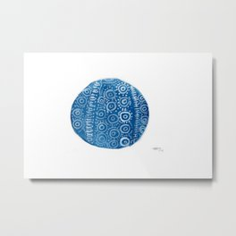 Sea Urchin Study no.1 Metal Print