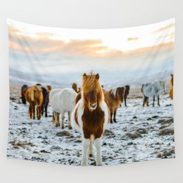 Nordic Wild Wall Tapestry