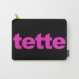 TETTE Carry-All Pouch