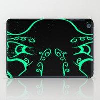 bull iPad Cases featuring Bull by Littlefox