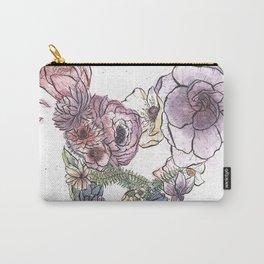 Pelvic Flora (Color) Carry-All Pouch