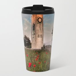 Swansea cenotaph memorial Travel Mug