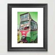 496 Framed Art Print