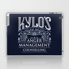 Kylo's Anger Management Counselling Laptop & iPad Skin