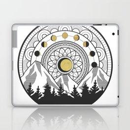 Moon Forest Laptop & iPad Skin