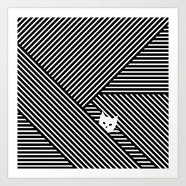 Peak 02 Art Print