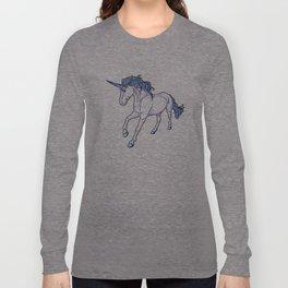 The Unicorn Colored Long Sleeve T-shirt