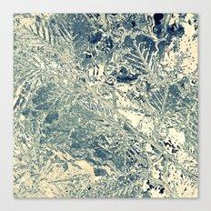ICE - CROSS/PROCESS Canvas Print