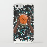basketball iPhone & iPod Cases featuring  BasketBall  by Marven RELOADED