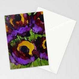 Flower Parade Stationery Cards