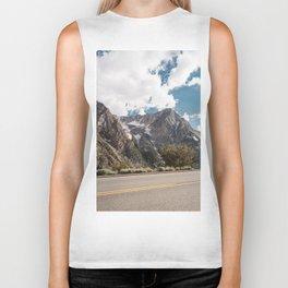 Yosemite Drives III Biker Tank