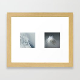 Geographies #1 Framed Art Print