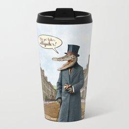 See Ya Later, Alligator! Travel Mug